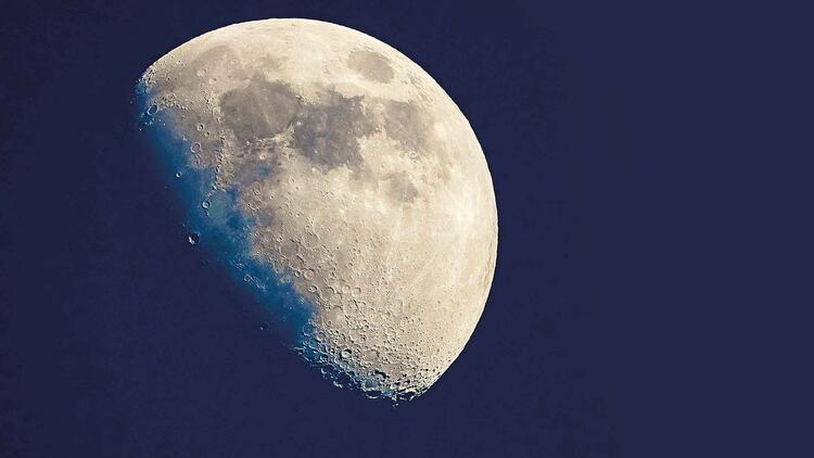 Ay'da herkes için yer var