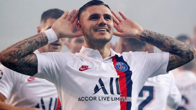 Club Brugge - Paris SG: 0-5