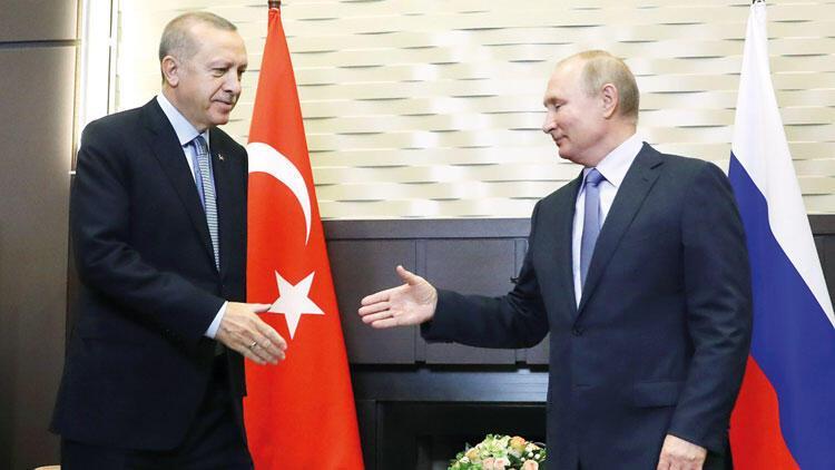 Putin ve Erdoğan'dan Soçi mutabakatı: Sınır 150 saatte temizlenecek