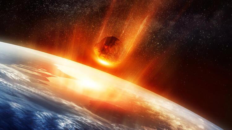 12 bin 800 yıl önce Dünya'da dev bir gök taşı çarpmış olabilir