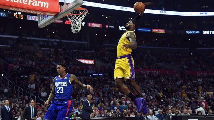 NBA'in en çok kazanan oyuncusu üst üste 6. kez LeBron James!