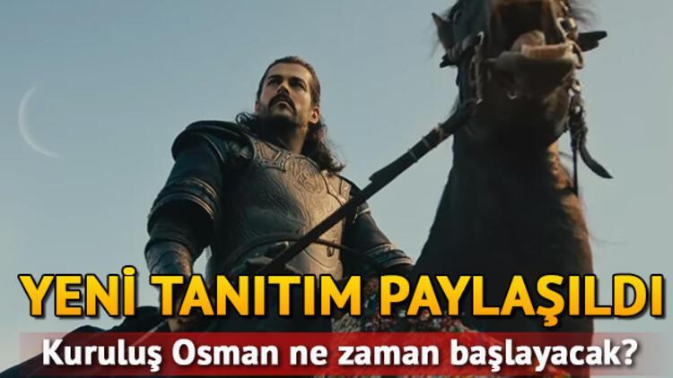 Kuruluş Osman'ın yeni tanıtımı yayınlandı! Kuruluş Osman ne zaman başlayacak?