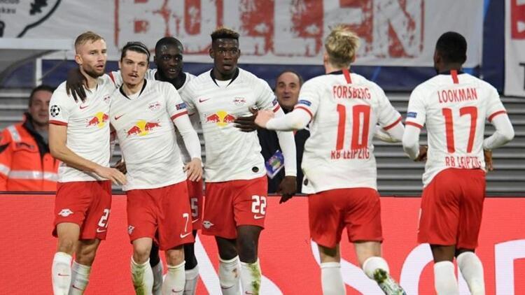 Ali Palabıyık'ın yönettiği maçta gülen taraf Leipzig oldu!