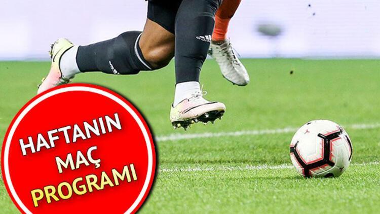 Süper Lig'de bu hafta hangi maçlar var? Süper Lig 9. hafta maç programı