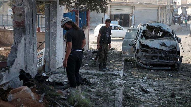 YPG/PKK'dan Tel Abyad'da terör saldırısı