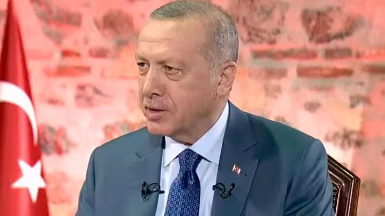 Son dakika... Cumhurbaşkanı Erdoğan: Amerika'nın Mazlum kod adlı teröristi bize teslim etmesi lazım