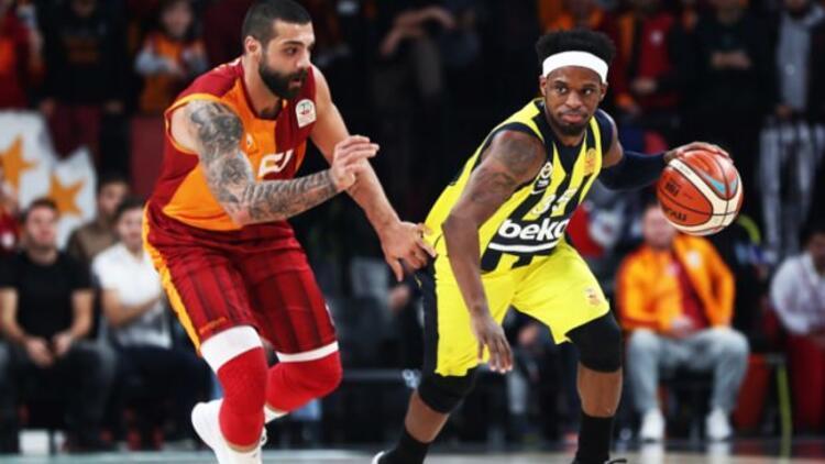 Basketbolda derbi haftası! G.Saray, F.Bahçe'ye karşı...