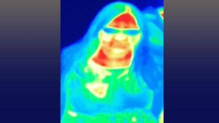 Müzedeki termal kameradan meme kanseri olduğunu öğrendi