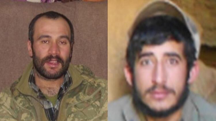 Van'da etkisiz hale getirilen teröristlerden biri 'turuncu' diğeri 'gri' listede çıktı...