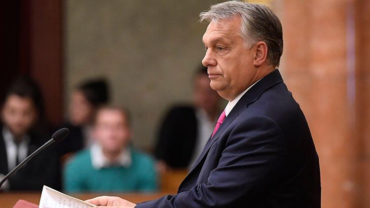 """Macaristan Başbakanından """"güvenli bölge"""" açıklaması"""