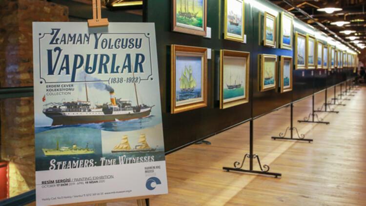 Deniz ticaret tarihi Koç Müzesi'nde