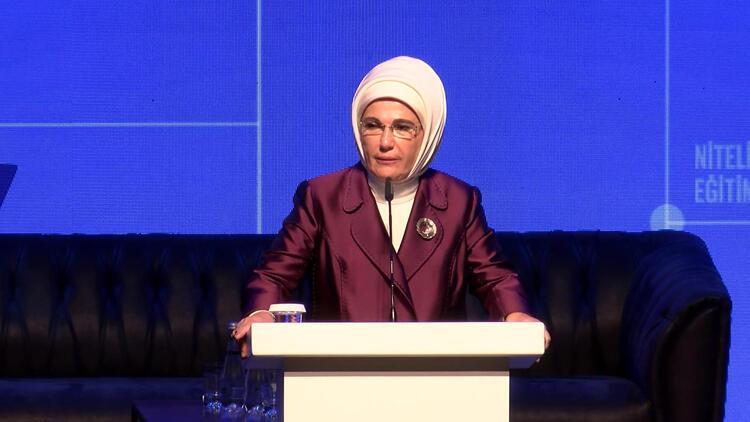 Emine Erdoğan: 2023'e kadar geri kazanım oranımızı yüzde 35'e çıkaracağız