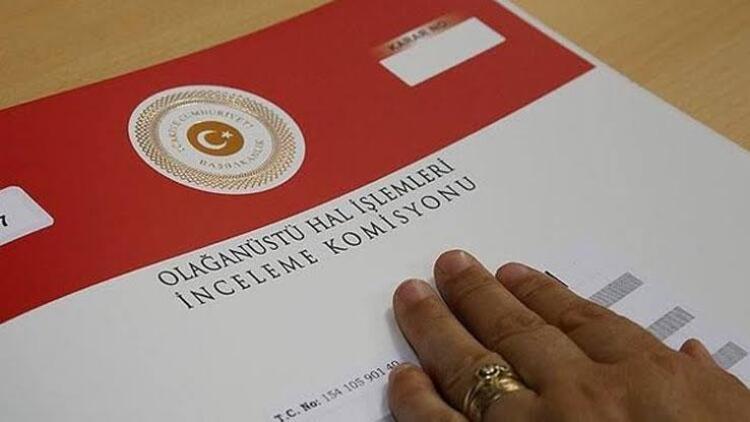 OHAL Komisyonu kararları: 83 bin 900 ret 8 bin 100 kabul