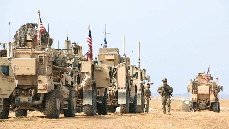 ABD'nin Suriye'de kalma planı: Petrol bölgesine asker ve tanklar