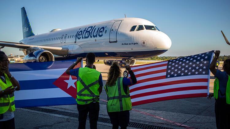ABD, Havana dışında Küba'ya giden tüm uçuşları yasakladı