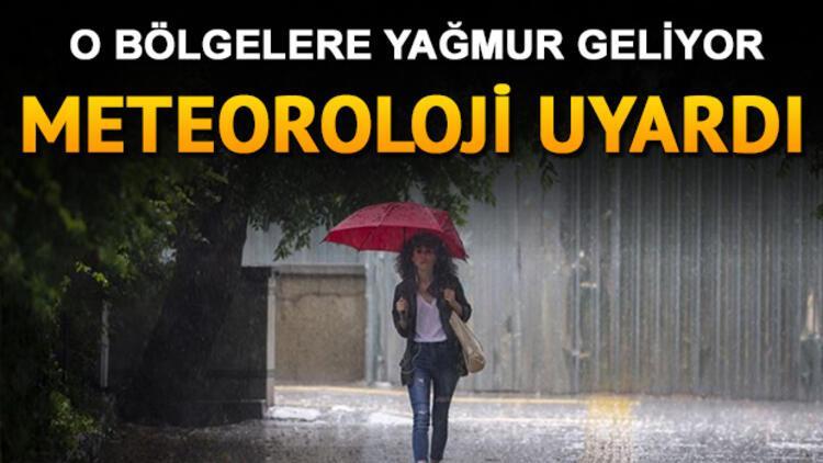 Pazar günü hava nasıl olacak? İşte 27 Ekim Türkiye geneli il il hava durumu