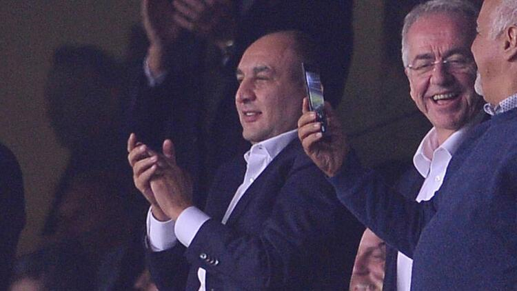 "Semih Özsoy: ""TFF başkanının divana katılması doğal bir durum"""
