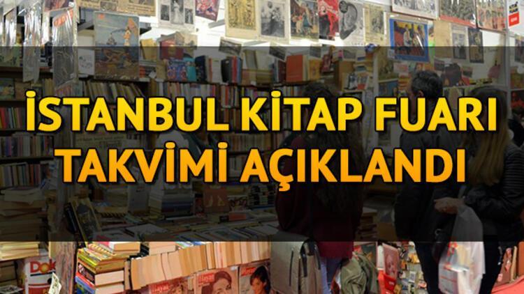 İstanbul Kitap Fuarı için geri sayım devam ediyor... 2019 TÜYAP ne zaman?