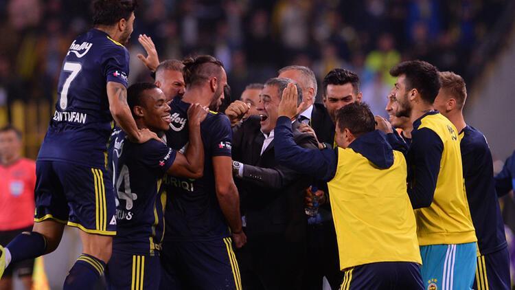 Fenerbahçe geçen sezonu 3'e katladı