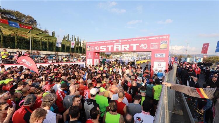 Vodafone 41. İstanbul Maratonu'na kayıt nasıl yapılır? Maraton koşusu ne zaman?