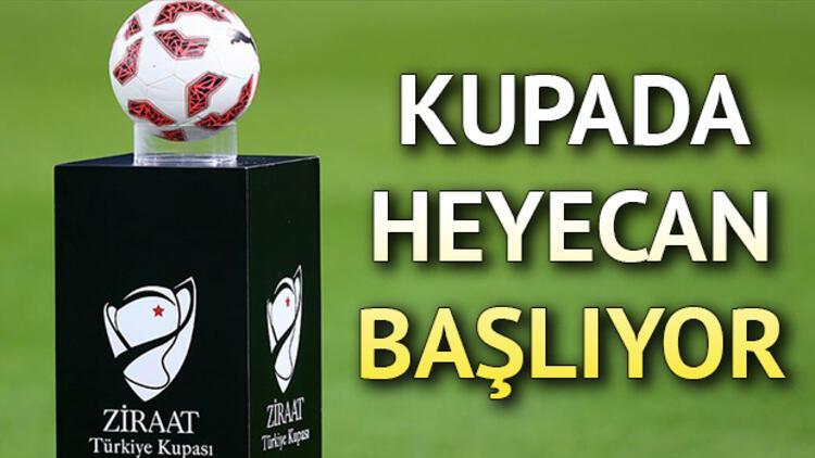 Ziraat Türkiye Kupası 4. tur maçları ne zaman? TFF programı açıkladı