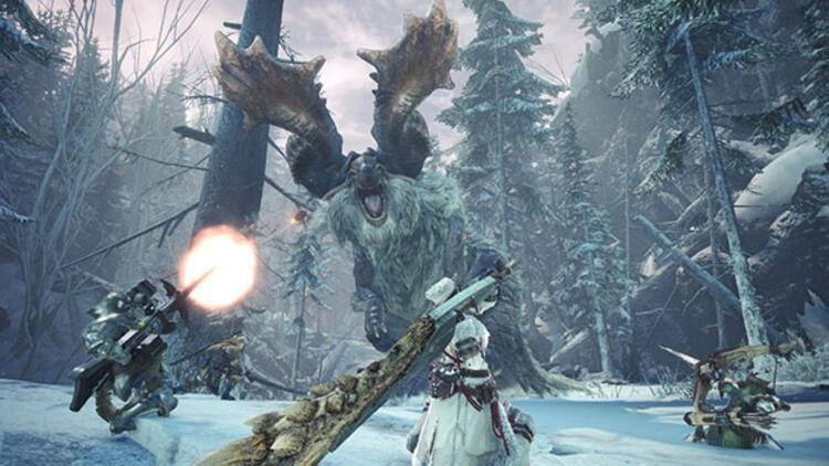 Monster Hunter World: Iceborne Ocak ayında bilgisayar platformuna geliyor
