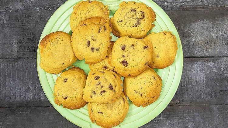 Çikolatalı kurabiye nasıl yapılır? İşte, adım adım çikolatalı kurabiye tarifi
