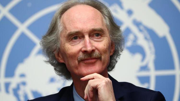 BM Özel Temsilcisi açıkladı: Türkiye, Rusya ve İran'la görüşeceğiz
