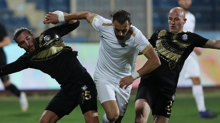 TFF 1. Lig - Osmanlıspor: 2 - Akhisarspor: 1