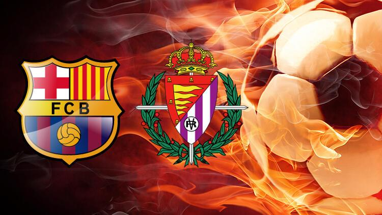 Barcelona Real Valladolid maçı ne zaman saat kaçta hangi kanalda?