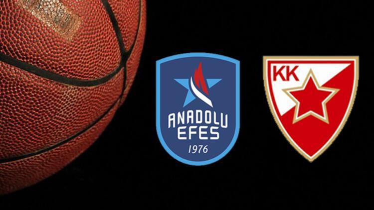Anadolu Efes Kızılyıldız basketbol maçı saat kaçta ve hangi kanalda?