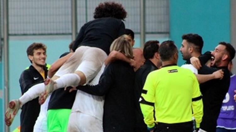 Eyüpspor 1-0 İttifak Holding Konyaspor
