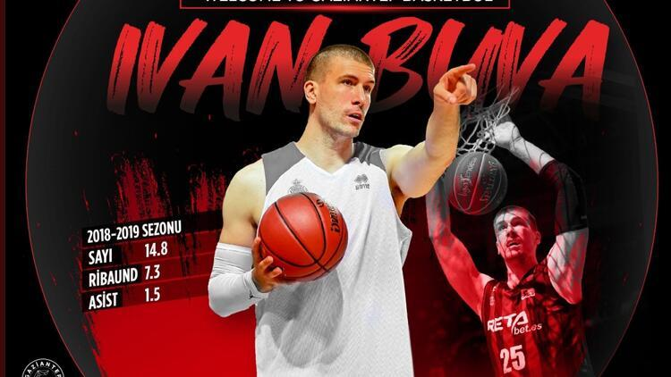 Gaziantep Basketbol'a Hırvat pivot