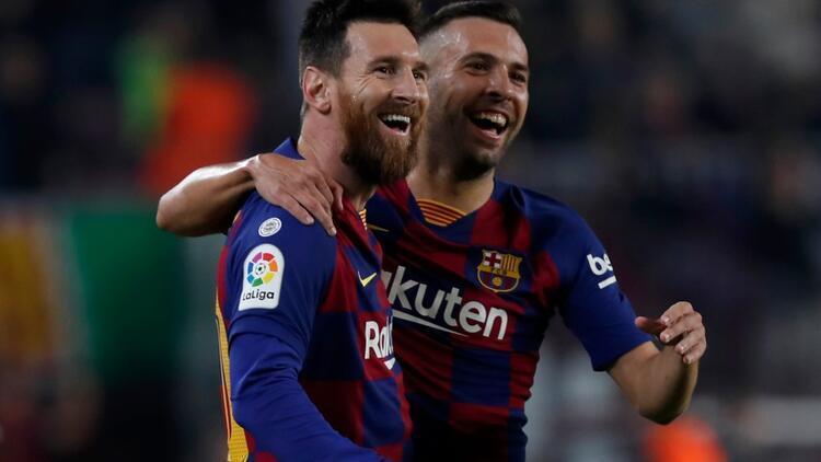 Lionel Messi'den 50. frikik golü