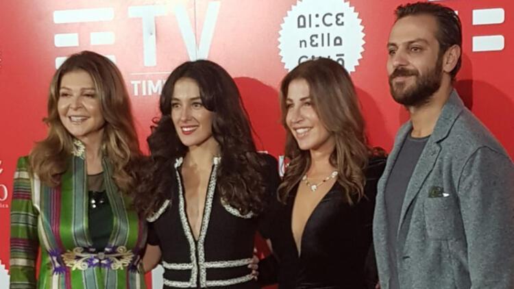 Türk oyuncunun festival heyecanı