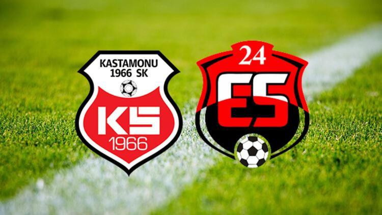 Kastamonuspor 24 Erzincanspor maçı saat kaçta ve hangi kanalda?