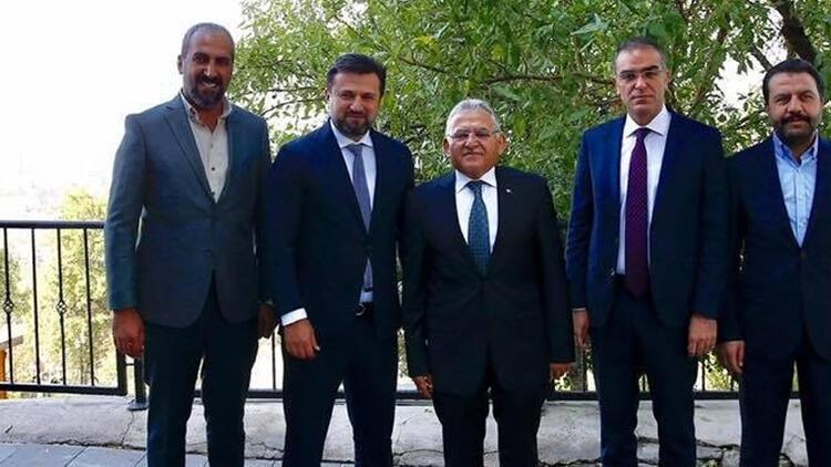 Son dakika: Bülent Uygun Kayserispor'da!