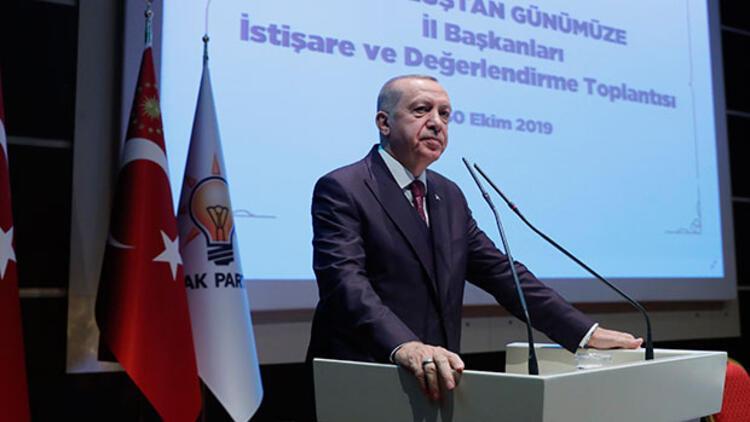 Son dakika... Cumhurbaşkanı Erdoğan: Son altı yıldır kesintisiz bir saldırı altındayız