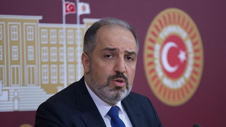 Yeneroğlu, AK Partiden istifa etti