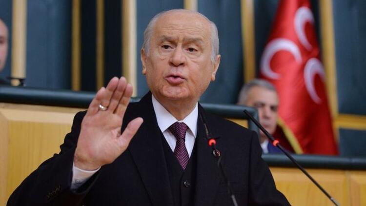 Son dakika: MHP Genel Başkanı Bahçeli'den ABD'ye tepki: Tek kelimeyle hükümsüzdür