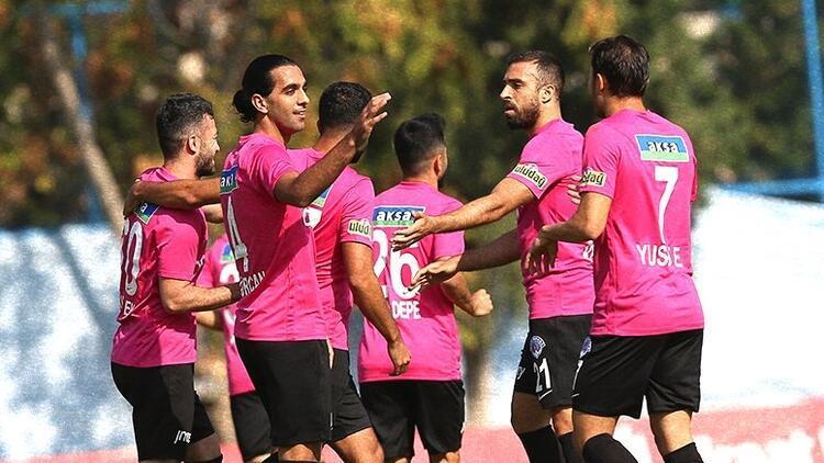 """Kasımpaşa Yardımcı Antrenörü Murat Aslan:""""Kemer 2003 maçını kazandık, turu atladık, çok mutluyuz"""""""