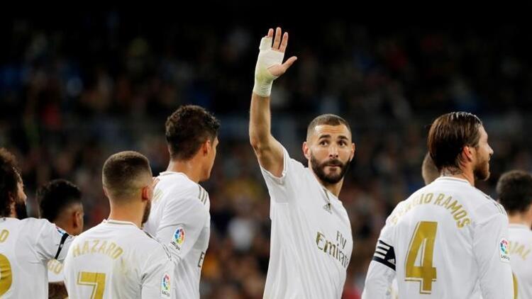 Real Madrid, Leganes'i 5-0 yendi!