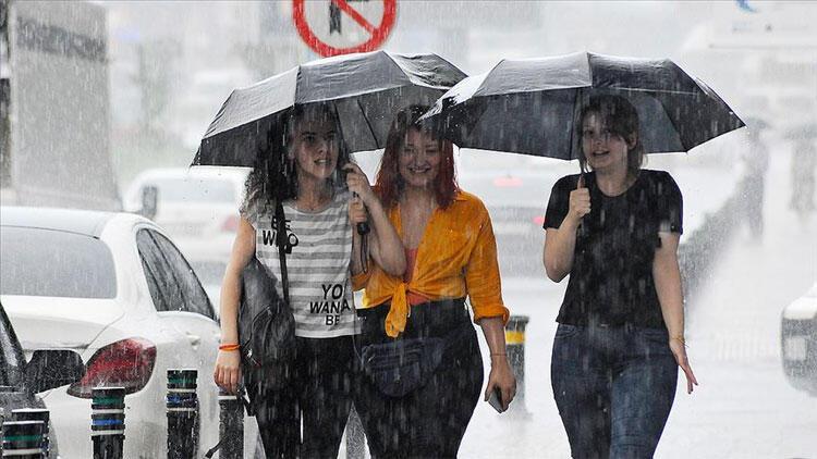 Meteoroloji'den İstanbul'a son dakika uyarısı geldi!