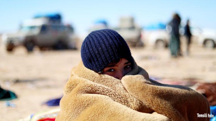 Belçika'da mahkemeden DEAŞ'lı kararı! Kızı ve torunlarını getirin
