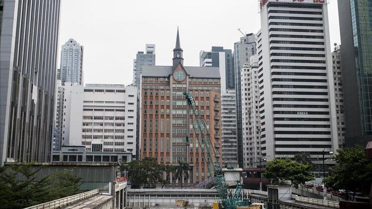 Hong Kong ekonomisi teknik resesyona girdi