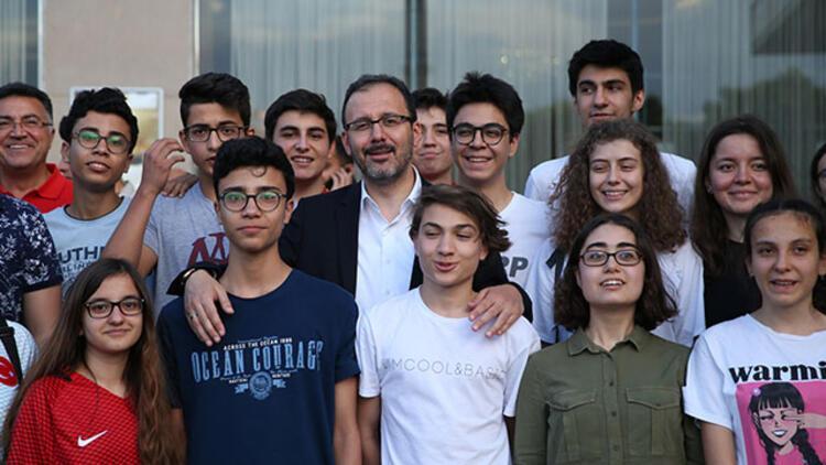 Gençlik ve Spor Bakanlığı'nın destek programına rekor başvuru