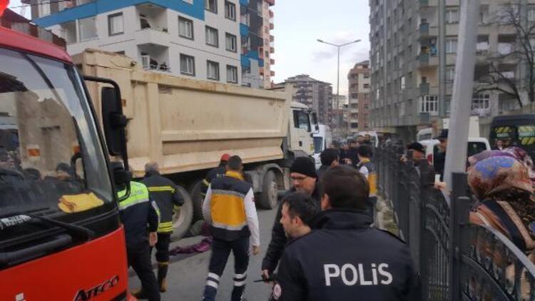 Anne ve kızının ölümüne neden olan kamyon şoförüne 5 yıl hapis