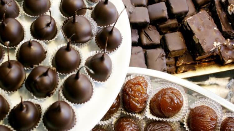 Çikolata Kaplı Kestane Şekeri Tarifi