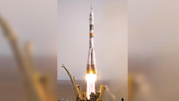 Rusya ile uzay işbirliğinde ilk adım