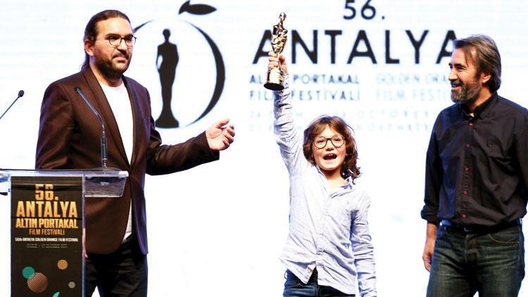 Antalya Altın Portakal Film Festivali'nde Bozkır'a 10 ödül